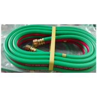 China ISO 3821 Grade R 1 / 4 50 FT Gas Welding Hose , 300Psi Twin Welding Hose on sale