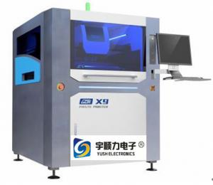 China Intelligent Automatic Solder Paste Printer With Windows XP Operating System on sale