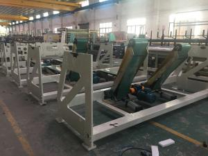 China 13.5-35Kw Jumbo Roll Toilet Tissue Paper Machine Separating Motor Driving on sale