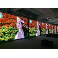 Customized Indoor Rental LED Display 128*128 Cabinet For Advertising
