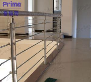 China iron fence with guardrail prices / stainless steel balcony railing on sale