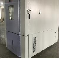 Air-cooling and Water-cooling LED Touch Screen Programmable Temperature Humidity Climatic Test Chamber