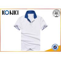 Business Custom Polo Shirt , Custom Embroidered Polo Shirts For Men