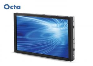 China Outdoor Open Frame LCD Monitor 55 Inch Open Frame LCD Touch Monitor HDMI / VGA on sale