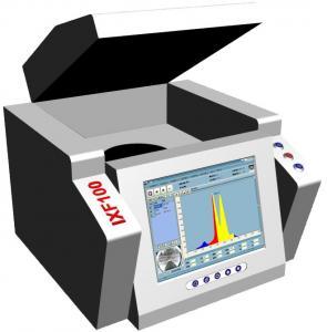 China Energy Dispersive X-ray Fluorescence Spectrometer, Precious Metal Detector, Jewelry Testin on sale