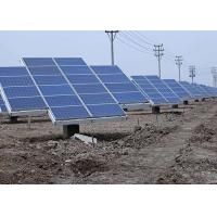 Commercial Solar Cell Panel Shunting Resistance 40 % Sun Transparency