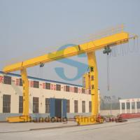 L Model with Electric Hoist 2018 HOT SALE Ganty Crane with Best Service and Top Quality