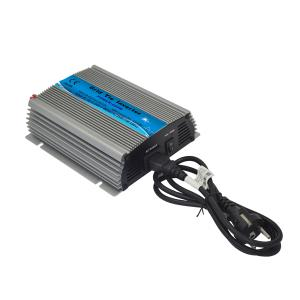 China DC10.5-28V to AC220V 400w single phase inverter for Solar System, Pure Sine Wave Micro Inverter with MPPT Function on sale
