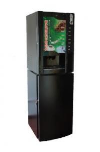 China new edition coffee vending machine / hot and cold coffee vending machine / automatic coffee vending machine on sale