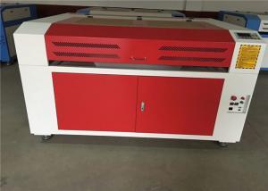 China Reci 90W Laser Wood Engraving Machine Fabric Sign Cnc Laser Cutting Machine on sale