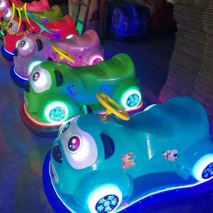 China Hansel electric bumper cars for sale new  bumper car games with battery on sale