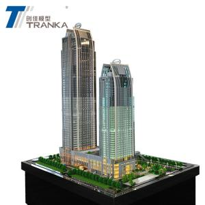 China Led Lighting Commercial Scale Model , Architectural Model Maker on sale