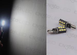 China Auto T10 Led Bulb Canbus Function Led Light Lamp Aircraft Alumimum Concave Design on sale