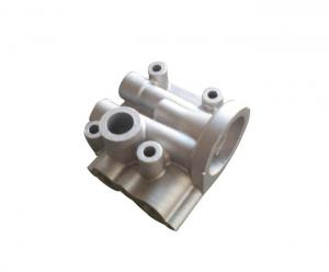 China Custom made valve part sand metal casting parts for engine on sale