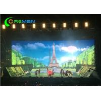 P4 Stage LED Display Pitch Nova Rental P3.9 P3.91 HD Outdoor Die casting Aluminum