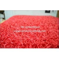 Plastic PVC Coil Mat For Cars Making Machine , Car Mat Production Line