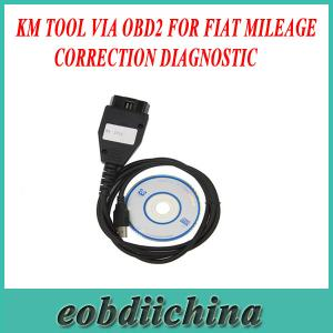 China KM TOOL VIA OBD2 For FIAT Mileage Correction Diagnostic with Good quality on sale