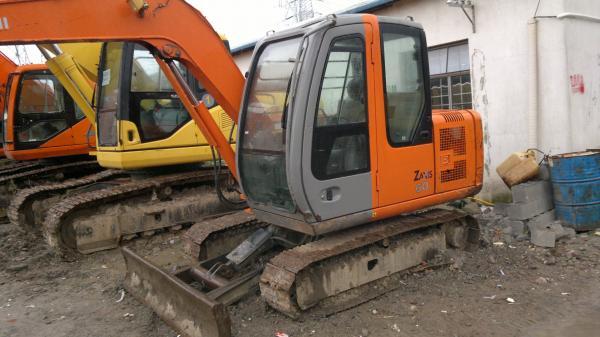 Mini excavator ZX60 hitachi excavator,also excavator ex70,ex50,ex55