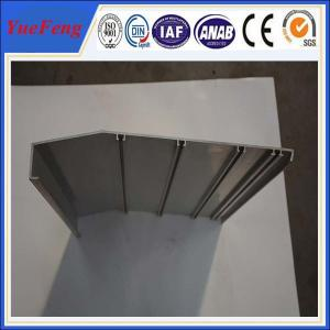 Quality aluminium framing material manufacturer/ 6063 aluminium alloy profile for working flatform for sale