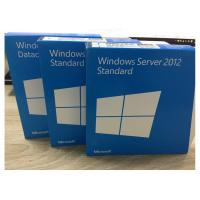 China 64 Bit Microsoft Windows Server 2012 Retail Box , Windows Server 2012 R2 Enterprise on sale