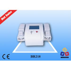 China Portable 208 Diode laser lipo body slimming Machine Professional on sale