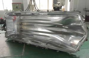 China rotational molding boat mould,aluminum boat mold on sale