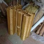 Grillage en laiton (usine)