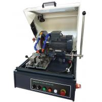 China Manual Wheel Feed Abrasive Saw Metallographic specimens Abrasive Cutter Cutting machine on sale