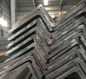 China Unequal Steel Angle Bar ISO 9001 Standard For Transmisson Towers on sale