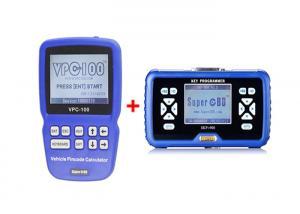 China OBD SKP-900 OBD2 Car Key Programmer Plus VPC-100 Pin Code Calculator on sale