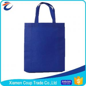 China Wear - Resistant Fabric Reusable Shopping Bag Customized 30x10x40 Cm Size on sale