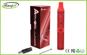 China Ago Dry Herb Junior Atmos Vaporizer Kit With 350mah / Huge Vapor E Cigarette on sale