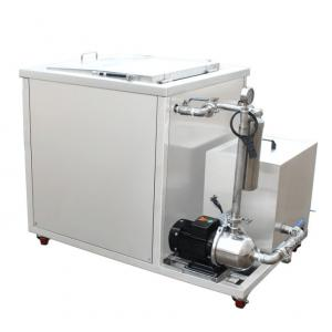 China High performance diesel fuel engine carbon block ultrasonic cleaning machine on sale