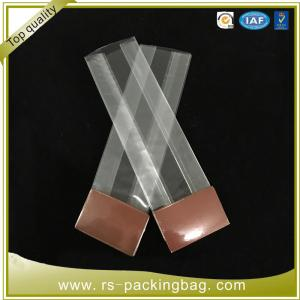 China Heat Seal Block Bottom Cellophane Bags on sale