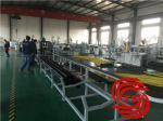 Linha da extrusão da tubulação do HDPE/vácuo máquina da extrusora que forma com diâmetro de 40mm-110mm