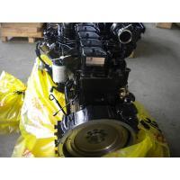 130 HP Turbocharged Diesel Engine Motor , Commercial Diesel Engines Low Discharge