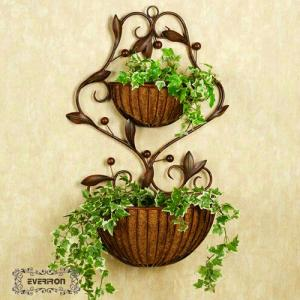 China wall hanging flower planters plants rack on sale