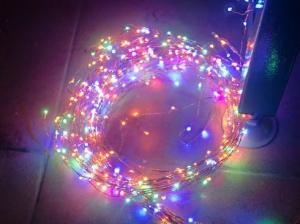 China led copper spot light RGB on sale