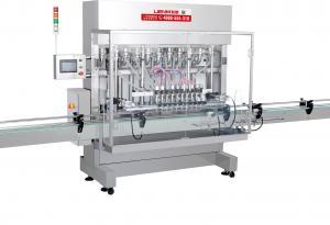 China Full automatic liquid soap piston filling machine on sale