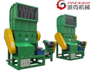 China Industrial Plastic Crusher Machine PP Sheet 450mm Rotating Diameter SKD-11 Blade on sale