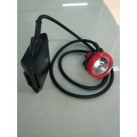 Export quality kl4ex miners cap lamp, ATEX certified mining headlamp for sale and underground mining headlight