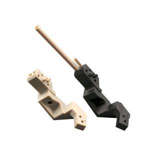 China 5 Axis Cnc Machining Peek Injection Molding , Customized Peek Plastic Material on sale