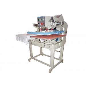 China Vinyl PneumaticHeat Transfer Machine Platen Presses 4 Color on sale