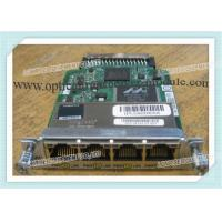 China Four port 10/100 Ethernet Switch Interface Card HWIC-4ESW Cisco Router High-Speed WAN on sale