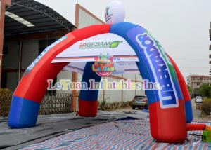 China OEM Inflatable Spider Tent Suitable For Business Opening Ceremony / Exhibits on sale