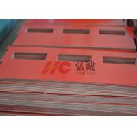 Low Density Melamine Laminate Sheets High Mechanical Properties 1020*1220 Size