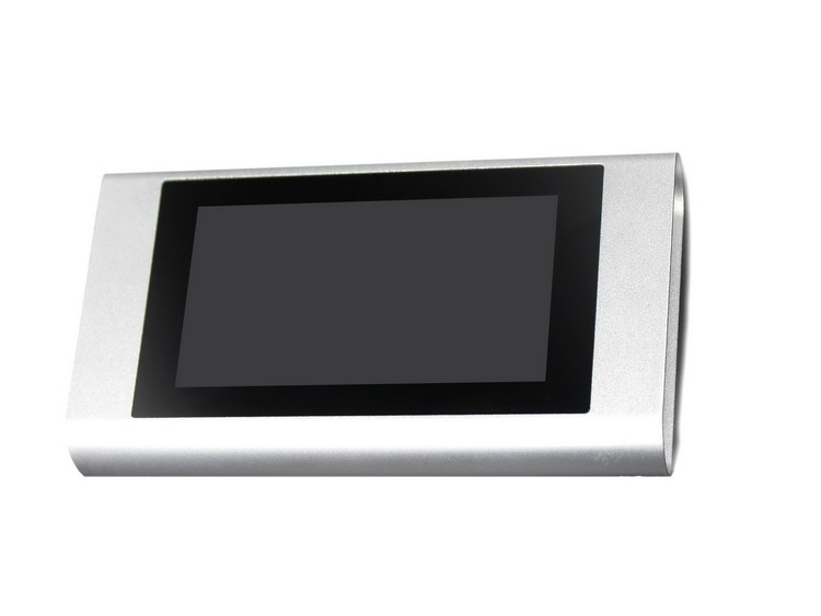 Wall Mounted POE Aluminum Android Tablet PC For Meeting Display