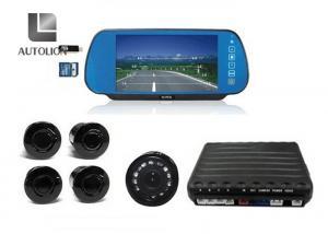 China Universal 7 Inch TFT Rear View Mirror Reversing Camera System AL700 1 Year Warranty on sale