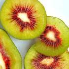 Fruta de kiwi fresca