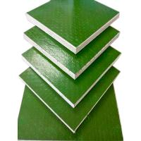 China Waterproof Plastic Veneer Plywood , Pvc Laminated Plywood Easy To Demould on sale